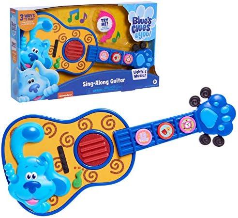 Blue`s Clues & You Sing Along Guitar