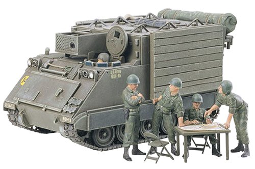 Tamiya 300035071 – 1:35-scale, US M577 Armoured Command Post  (5) ()