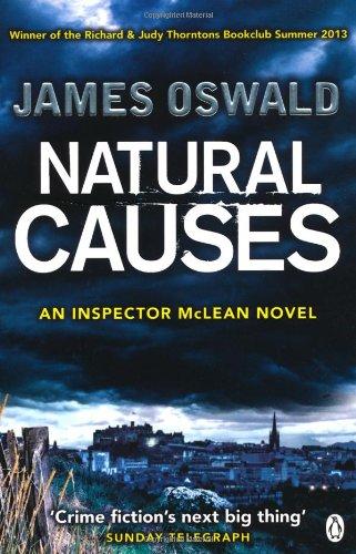 """""""Natural Causes"""" av James Oswald"""