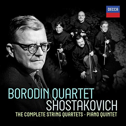 (Shostakovich: Complete String Quartets [7)