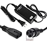 EVAPLUS 42V 2A Power Adapter PowerFast 3-Prong...