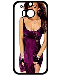 1102981ZI604939482M8 Fashionable Style Case Cover Skin For Lindsay Lohan Htc One M8 Rhonda Rehbein's Shop