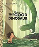 The Good Dinosaur Little Golden Book Review and Comparison