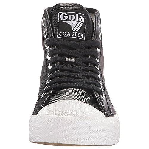 629e906025be Gola Women s Coaster Metallic High Fashion Sneaker 30%OFF ...