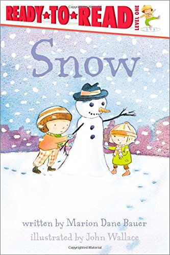 Snow (Weather Ready-to-Reads)
