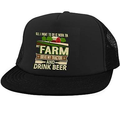 2e6d5b2d900 Work On My Farm Cap