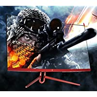 Crossover Display 27QX144 Cronus, 27 QHD (2560x1440) Curved Gaming Monitor, DP 1.4 /HDMI 2.0, Cross Hair, 144Hz / 1ms, AMD Freesync, Low Blue Light/Flicker Free, PBP/PIP, LOS