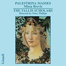 PALESTRINA. Missa Brevis. Tallis Scholars/Phillips