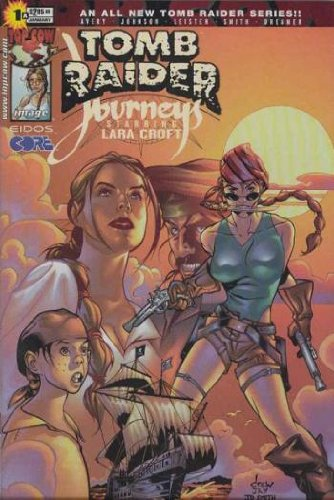 Tomb Raider Journeys #1 (Tomb Raider Journeys #1, Vol 1) pdf