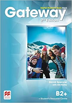David Spencer - Gateway 2nd Edition B2+ Digital Student's Book Pack