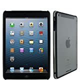rooCASE Fuse Snap-On Shell Case for Apple iPad Mini (Grey)