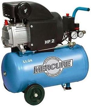 airum rc2/24 cm2 - Compresor de aire monofasico 2hp 24 litros ...