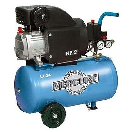 airum rc2/24 cm2 - Compresor de aire monofasico 2hp 24 litros mercur3
