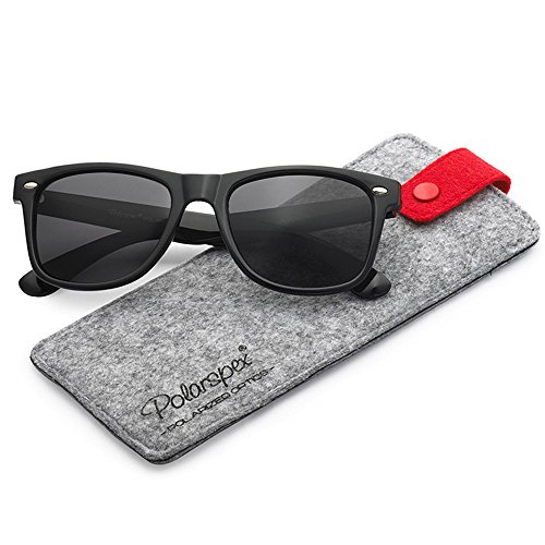 POLARSPEX POLARIZED UNISEX 80'S RETRO CLASSIC TRENDY STYLISH - 80 Sunglass