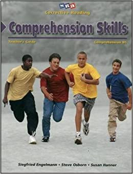 Corrective reading program comprehension skills teachers guide corrective reading program comprehension skills teachers guide level b1 mcgraw hill education siegfried engelmann 9780026748056 amazon books fandeluxe Choice Image