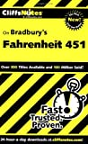 Book cover from CliffsNotes on Bradburys Fahrenheit 451 by Kristi Hiner