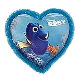 Disney Finding Dory Soft Cushion Heart Shape Pillow Pets Nemo Fish Kids Plush Gift New