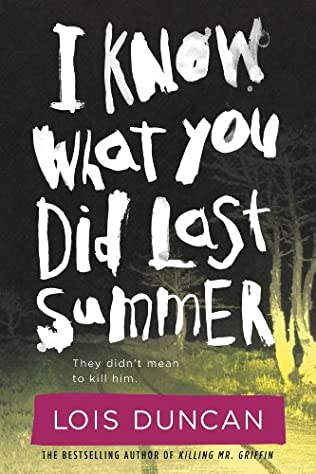 book cover of I Know What You Did Last Summer