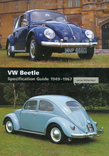VW Beetle: Specification Guide ()
