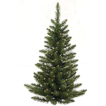 Amazon.com: Vickerman Vienna Christmas Tree, 4-Feet, Twig Brown ...