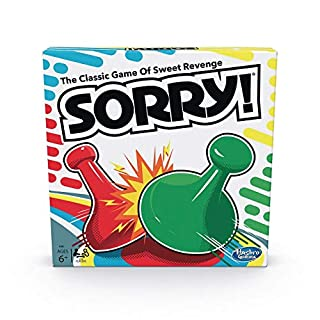 Hasbro Sorry A5065 Sorry Board Game