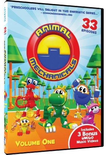 - Animal Mechanicals - Volume One - 33 Episodes