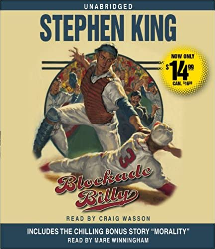 Stephen King - Blockade Billy Audiobook Free Online