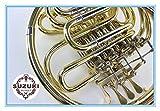 Suzuki Double Band whole body Horn Instrument B/f