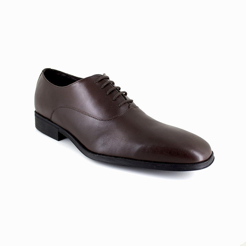 Richelieu J.Bradford Cuero Marrón - Color - Marrón, Talla Zapatos - 44