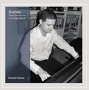 Brahms Piano Sonata No. 3