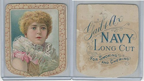 N122 Gail & Ax, Novelties, 1889, Hand Mirror - Facing, used for sale  Delivered anywhere in USA