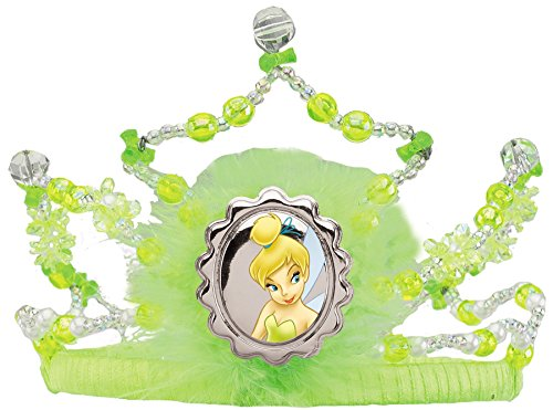 Disguise Peter Pan Tinker Bell Tiara Headpiece Halloween Costume Accessory