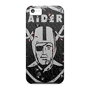 New Zxg26227WITx Oakland Raiders Covers Cases For Iphone 5c