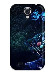 Jim Shaw Graff's Shop Galaxy S4 Hybrid Tpu Case Cover Silicon Bumper Sao 8180034K47432458