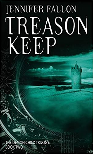 Buy Treason Keep: The Demon Child Trilogy Book Online at Low Prices