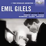 Russian Archives: Emils Gilels Plays Russian Music