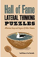 Hall of Fame Lateral Thinking Puzzles: Albatross Soup and Dozens of Other Classics Paperback