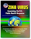 Zika Virus: Examining the U.S. Public Health Response, Coordination of a Multi-Agency Response, Global Zika Epidemic, Mosquito-borne Pathogen, Microcephaly ... Birth Defect, Vaccine Development