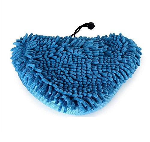 kingken, Coral-Pad für Dampfreiniger (blau)