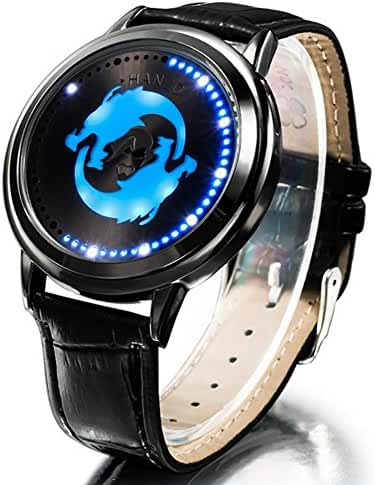Wildforlife Overwatch Hanzo Dragonstrike Collector's Edition Touch LED Watch