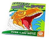Mindware Extreme Dot to Dot: Prehistoric (Activity Book)