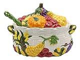 Cosmos Harvest Tureen, Multicolor
