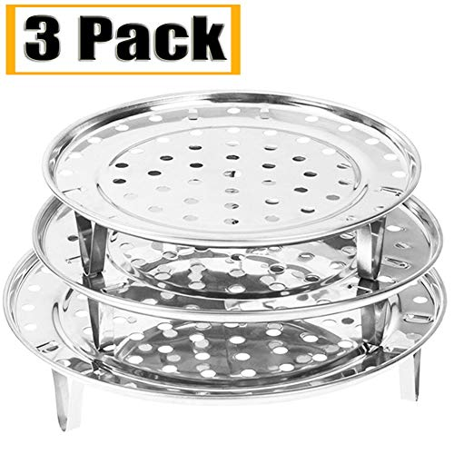(Round Stainless Steel Rack 8.5