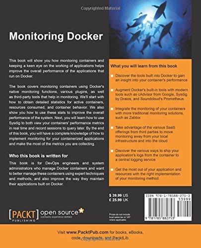 Amazon monitoring docker 9781785882753 russ mckendrick books fandeluxe Image collections