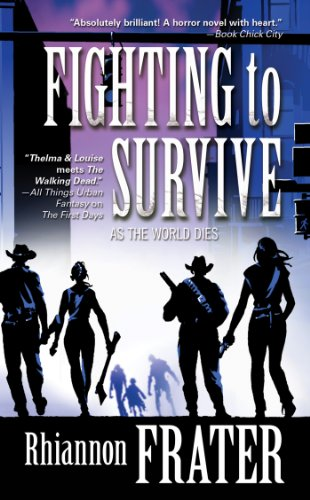 book cover of Fighting To Survive