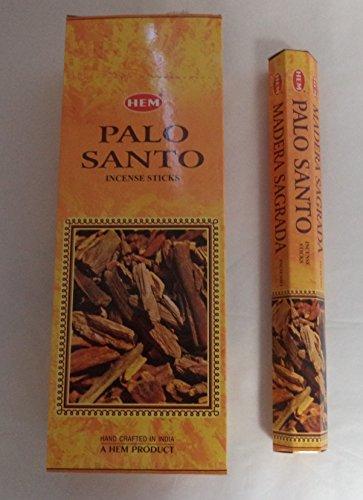HEM Incense Sticks 120 Bulk Pack - Palo Santo (6 x 20) (Hem Protection Incense compare prices)