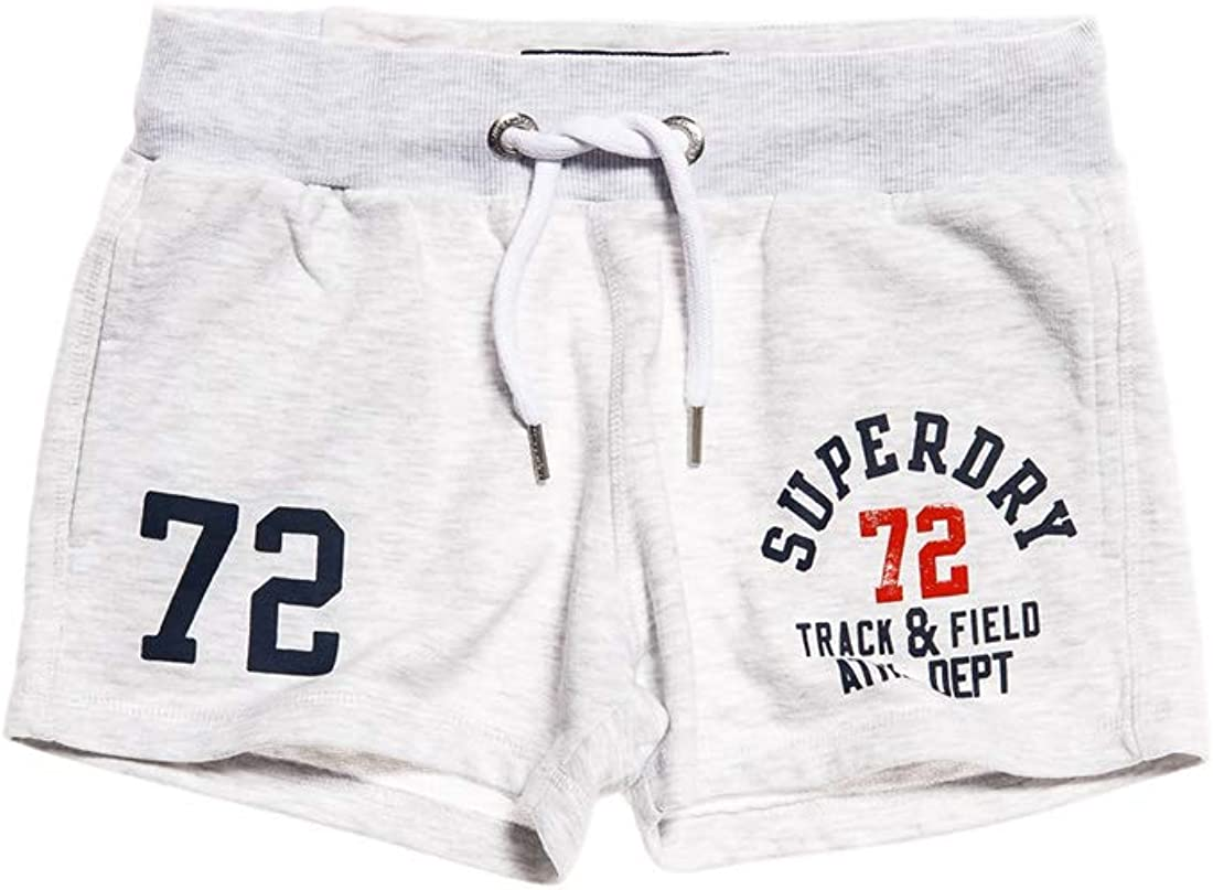 Superdry Track and Field Lite Shorts Sport Femme
