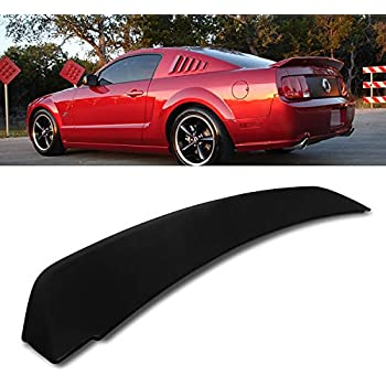 GT-Speed for 2005-2009 Ford Mustang V6 ONLY USDM B2 Style PU Front Bumper Lip Will Not Fit V8 Model