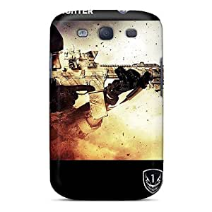 Excellent Design Medal Of Honor Warfighter Military Edition Case Cover For Galaxy S3