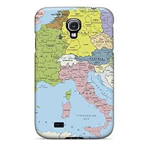 New Europe Tpu Case Cover, Anti-scratch Michorton Phone Case For Galaxy S4